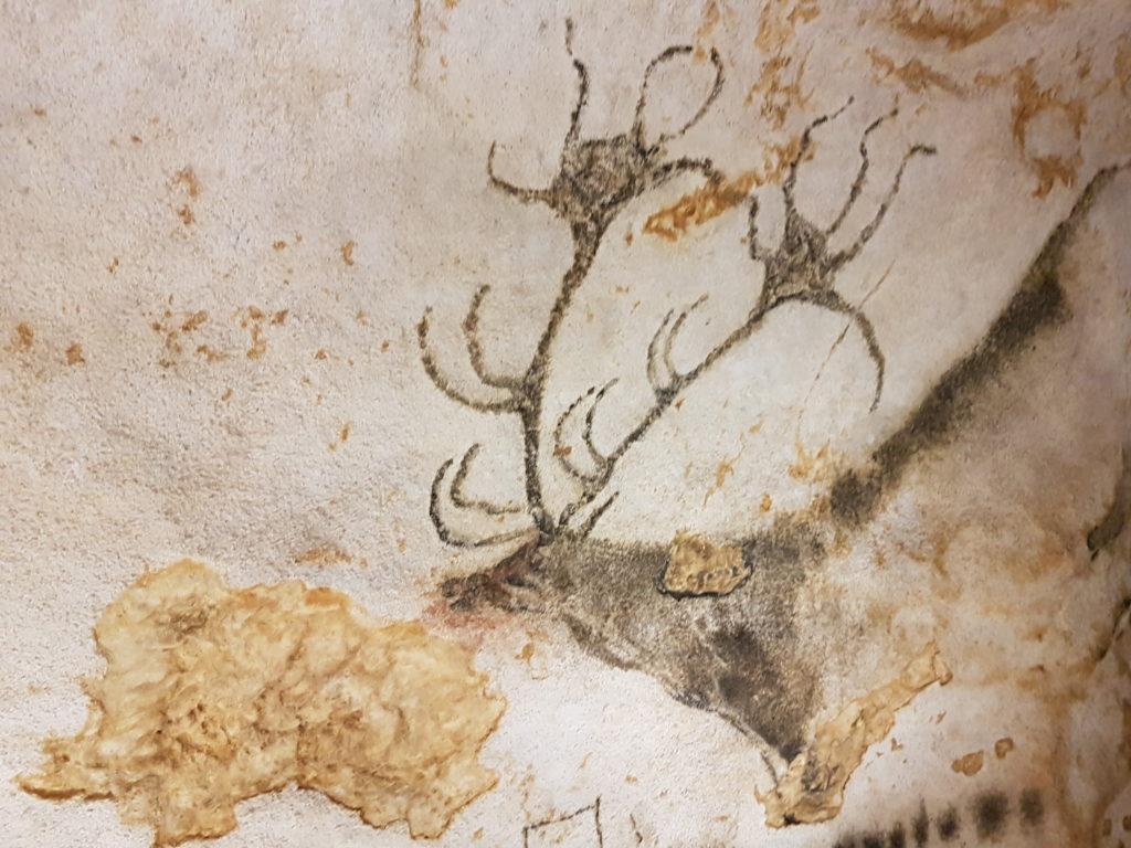Dessin de la grotte de Lascaux
