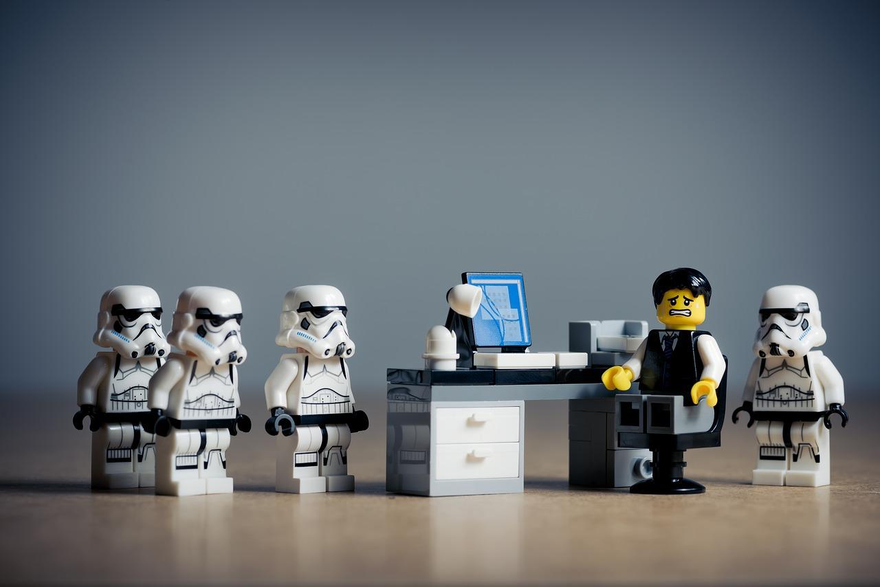 Loose #3 : Vis ma vie de facilitateur : un atelier collaboratif dans le bureau du DG !